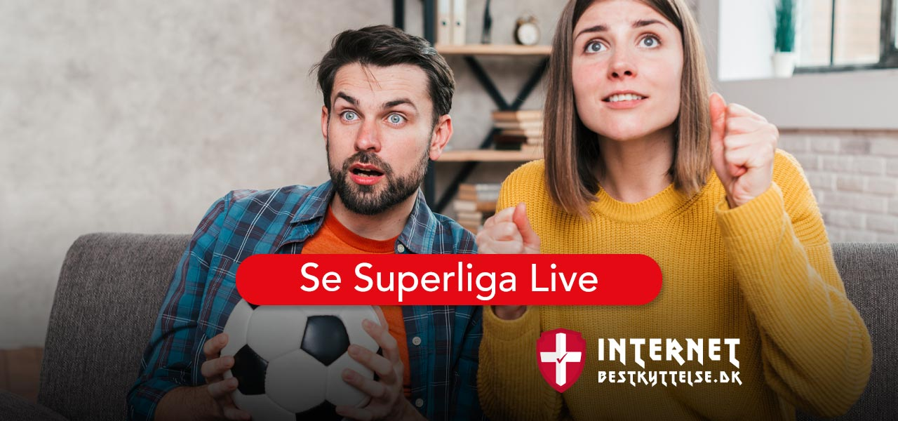 Se Superliga Live