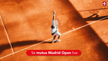 Se Mutua Madrid Open live