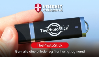 An Anmeldelse af ThePhotoStick Danmark
